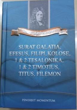 Boek Galaten t/m Filemon